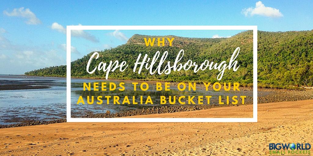 Cape Hillsborough National Park