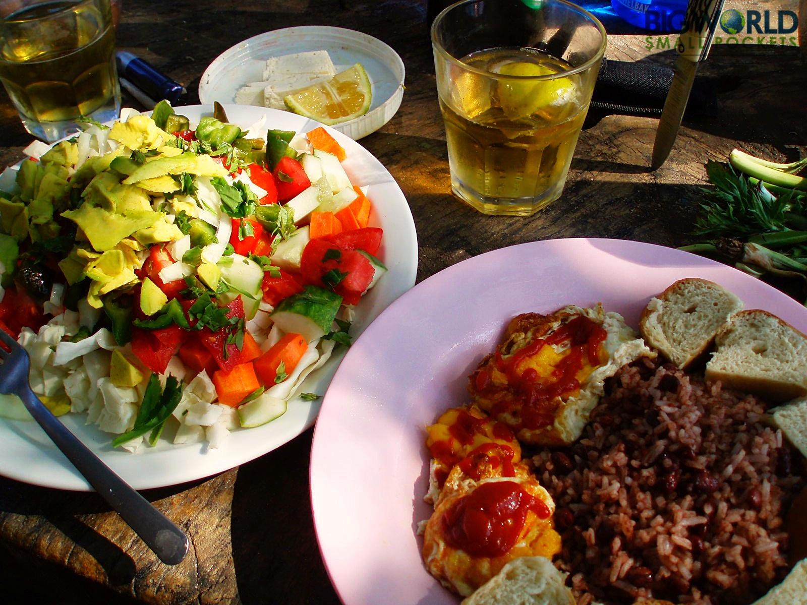 Best Cheap Food San Jose Costa Rica