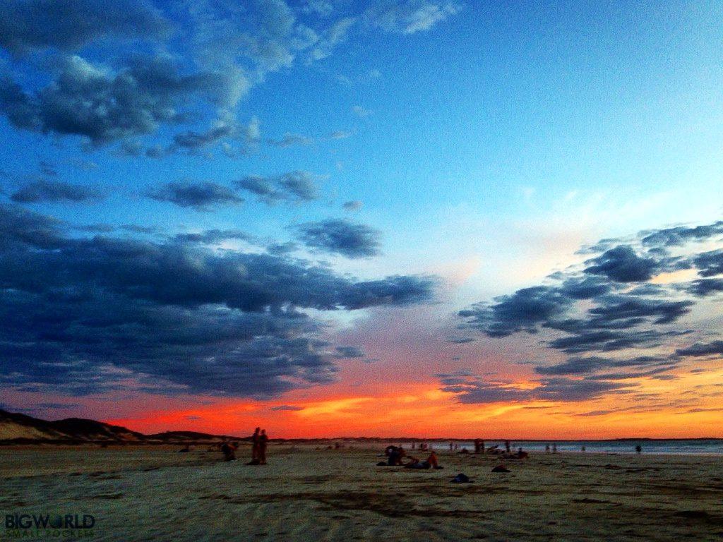 Australia, Cable Beach, Sunset