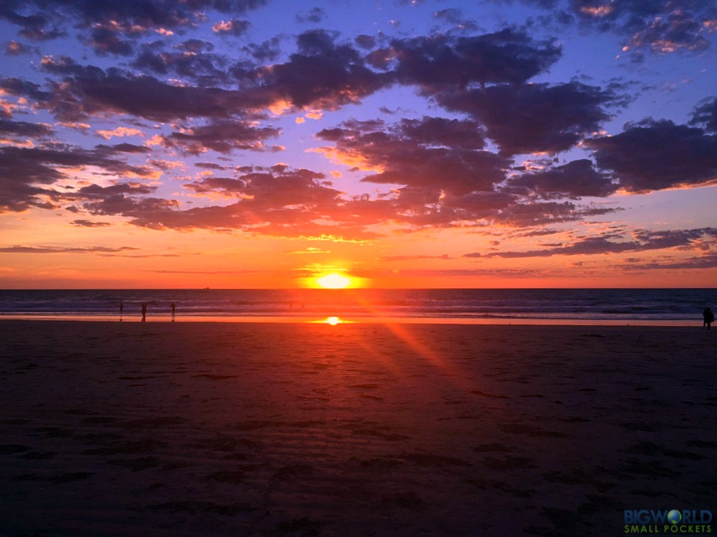Australia, Broome, Sunset
