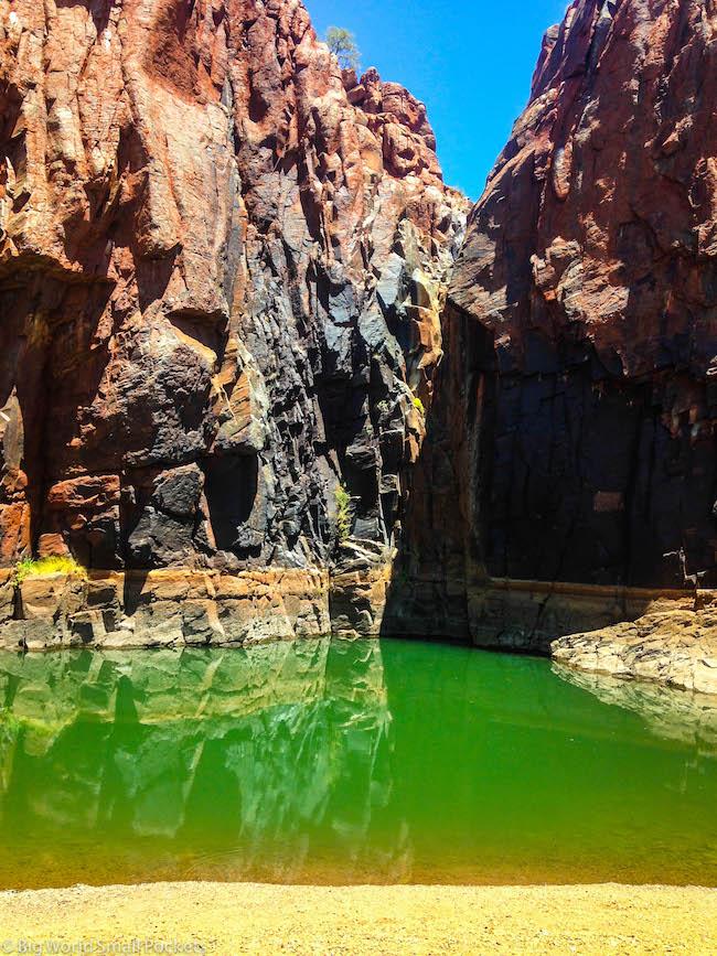 Australia, Karratha, Python Pool