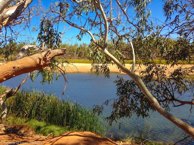 Australia, Carnarvon, Chinaman's Pool