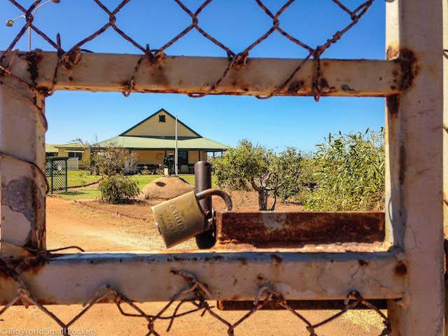 Australia, Carnarvon, Lightkeepers Cottage
