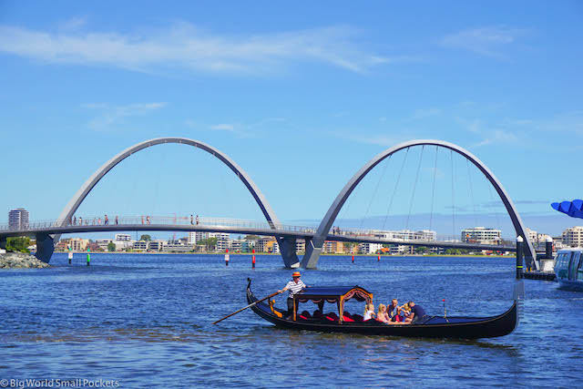 Australia, Perth, Elizabeth Quay