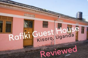 Rafiki Guest House, Kisoro, Uganda : Review