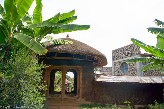 Ethiopia, Bahar Dar, Lake Monastery