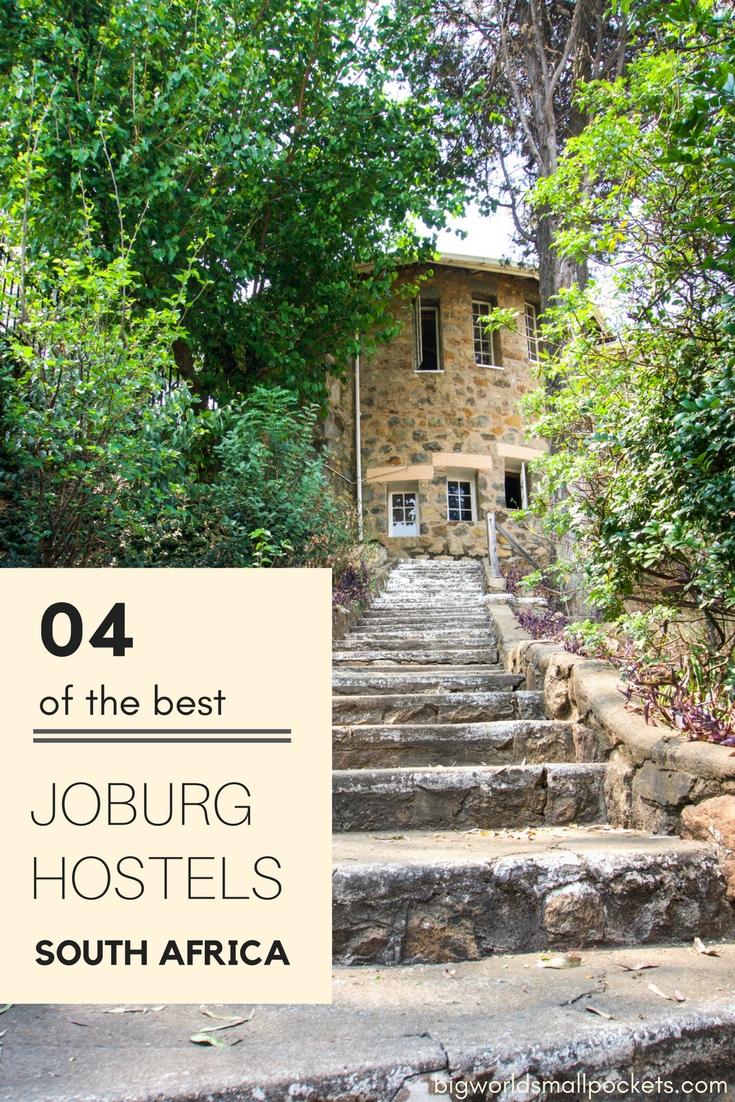 The 4 Best Johannesburg Backpacker Hostels {Big World Small Pockets}