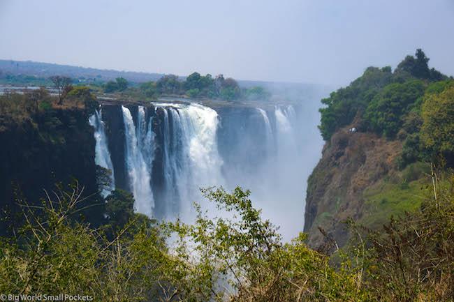 Zimbabwe, Victoria Falls, National Park