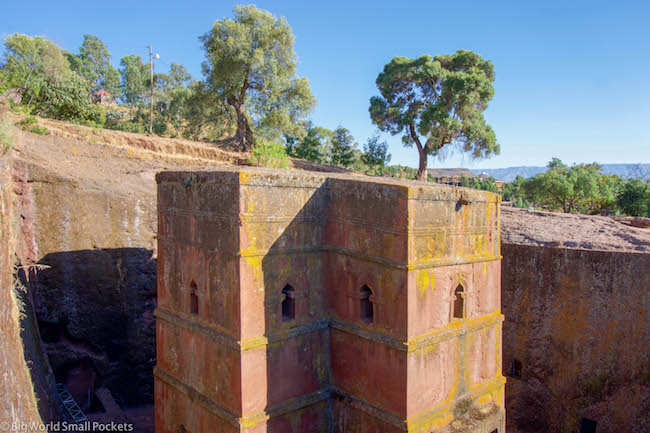 Ethiopia, Lalibela, St Georges