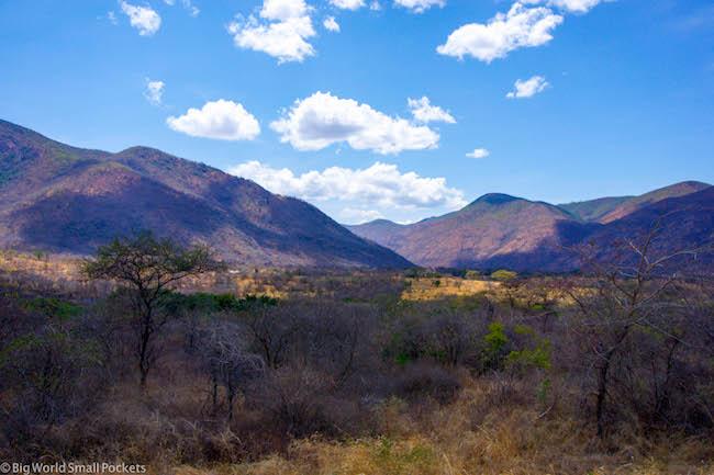 Tanzania, Mountains, Landscape