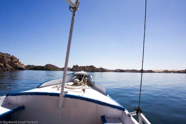 Egypt, Aswan, Boat Ride