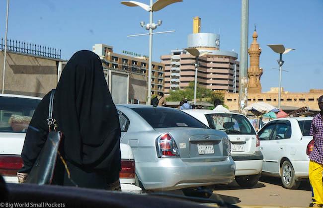 Sudan, Khartoum, Lady