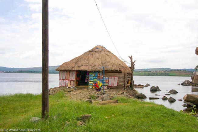 Uganda, Jinja, Nile House