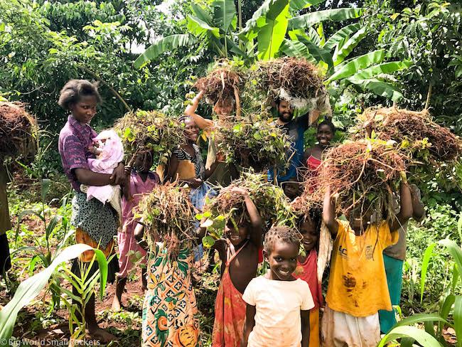 Uganda, Jinja, Volunteering