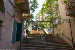 Lebanon, Beirut, St Nicolas Steps