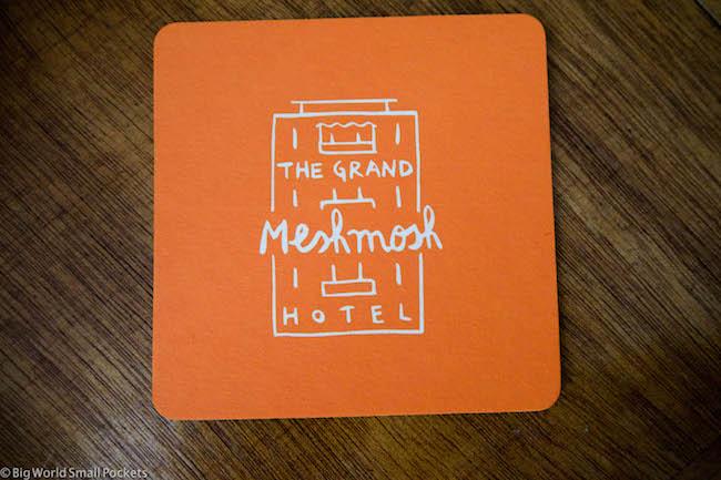 Lebanon, Grand Meshmosh Hotel, Coaster
