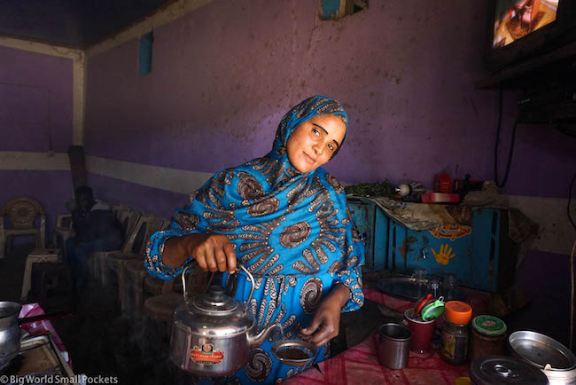Sudan, Coffee, Lady