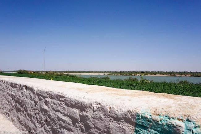 Sudan, Karima, Nile