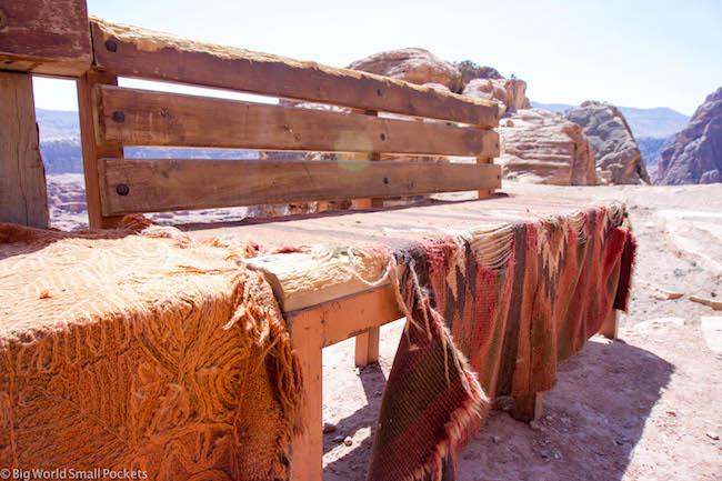 Jordan, Petra, Bench