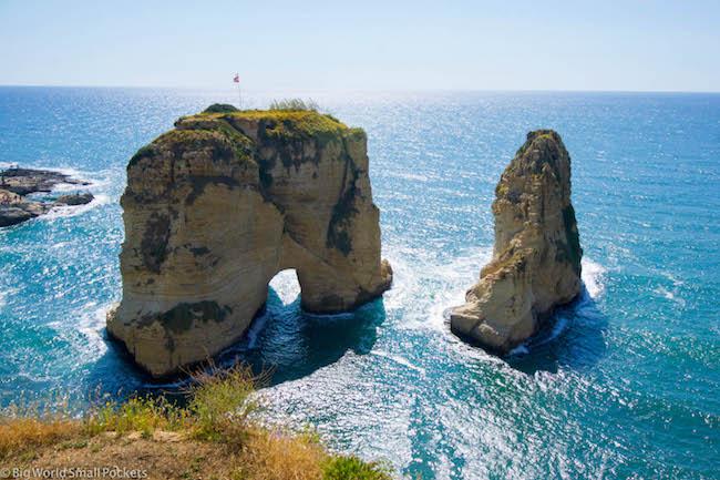 Lebanon, Beirut, Arch