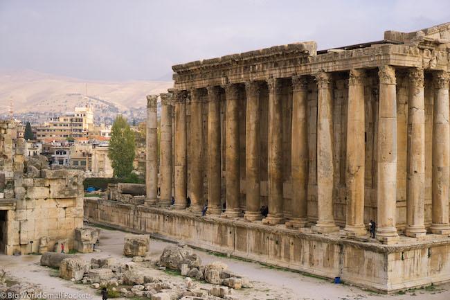 Lebanon, Baalbeck, Temple