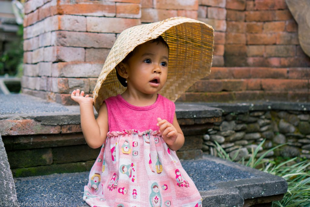Indonesia, Bali, Girl