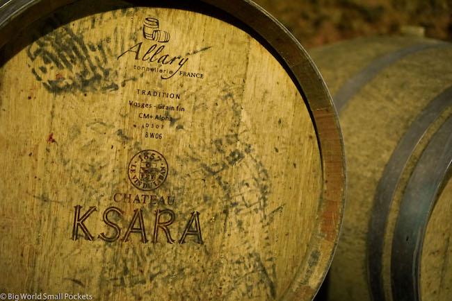 Lebanon, Bekaa Valley, Winery