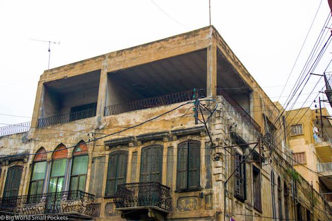 Lebanon, City, Building