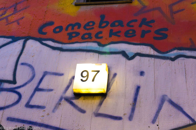 Germany, Berlin, Comebackpackers