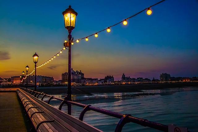 England, Brighton, Pier