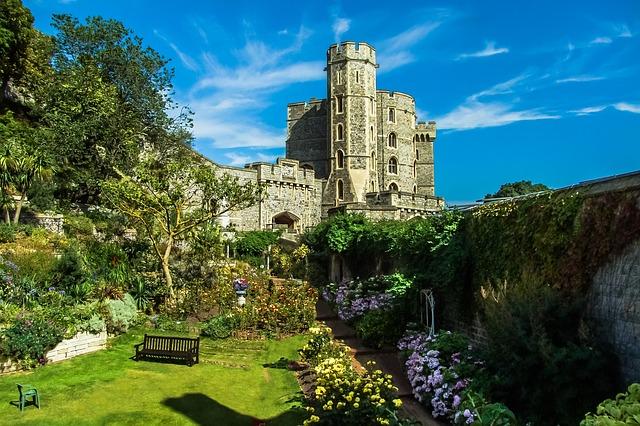 England, Windsor, Castle