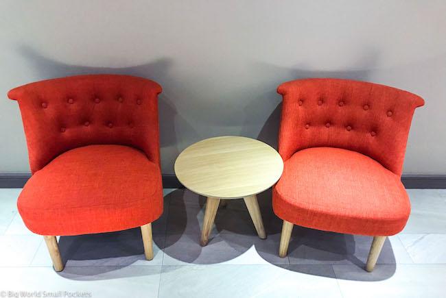 Cambodia, Siem Reap, Ibis Styles Furniture