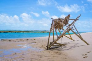 Mozambique, Bazaruto Archipelago, Beach