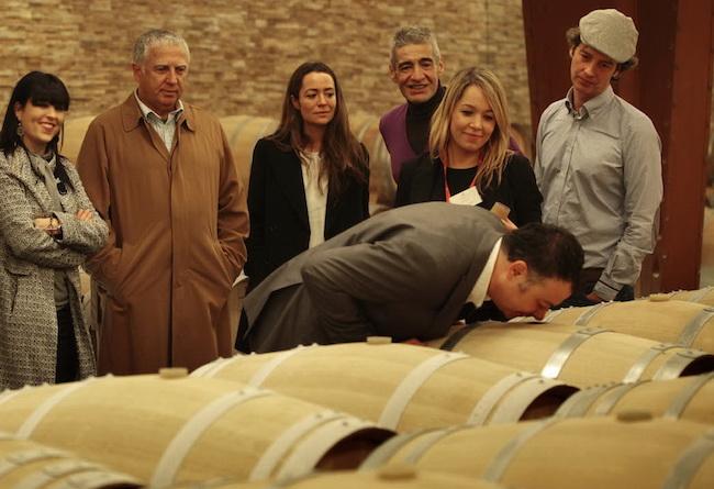 Spain, Vivanco, Winery Tours