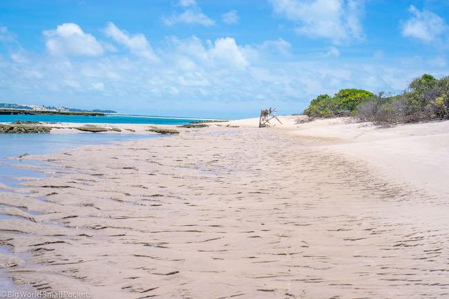 Mozambique, Bazaruto, Beach
