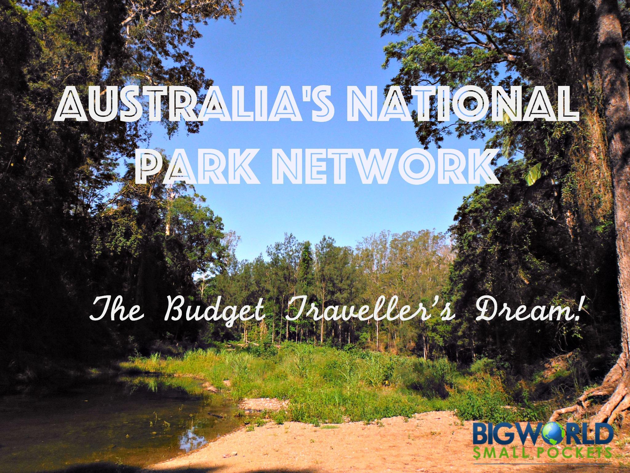 Australia's National Park Network