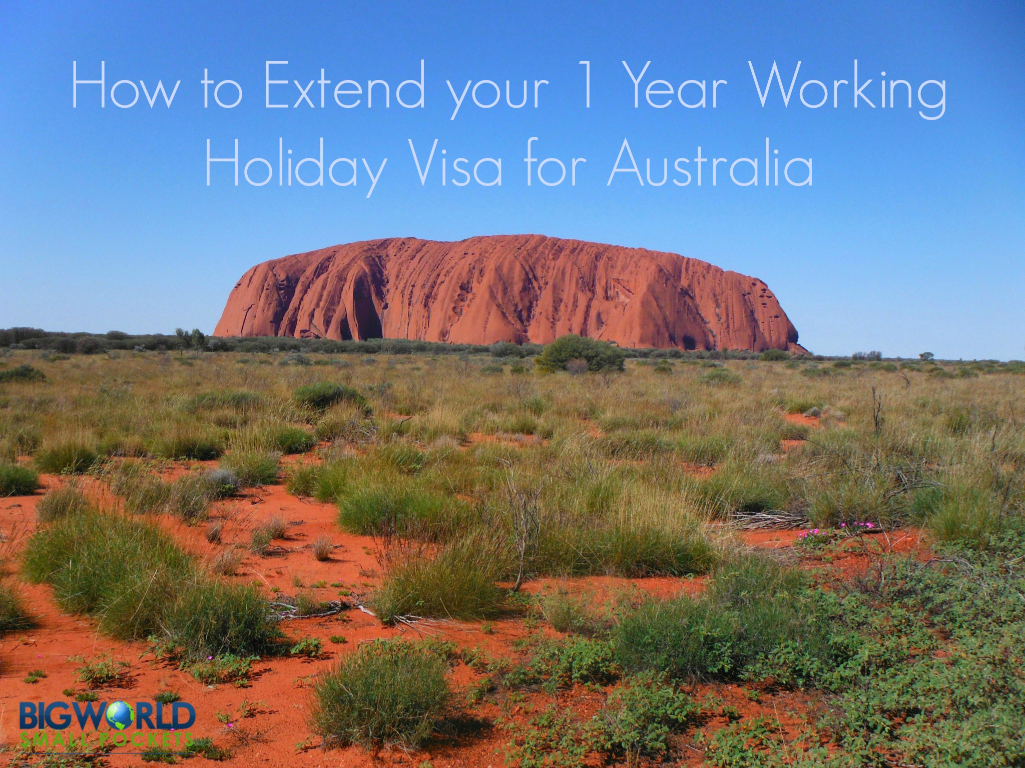 Extend your 1 Year Working Holiday Visa