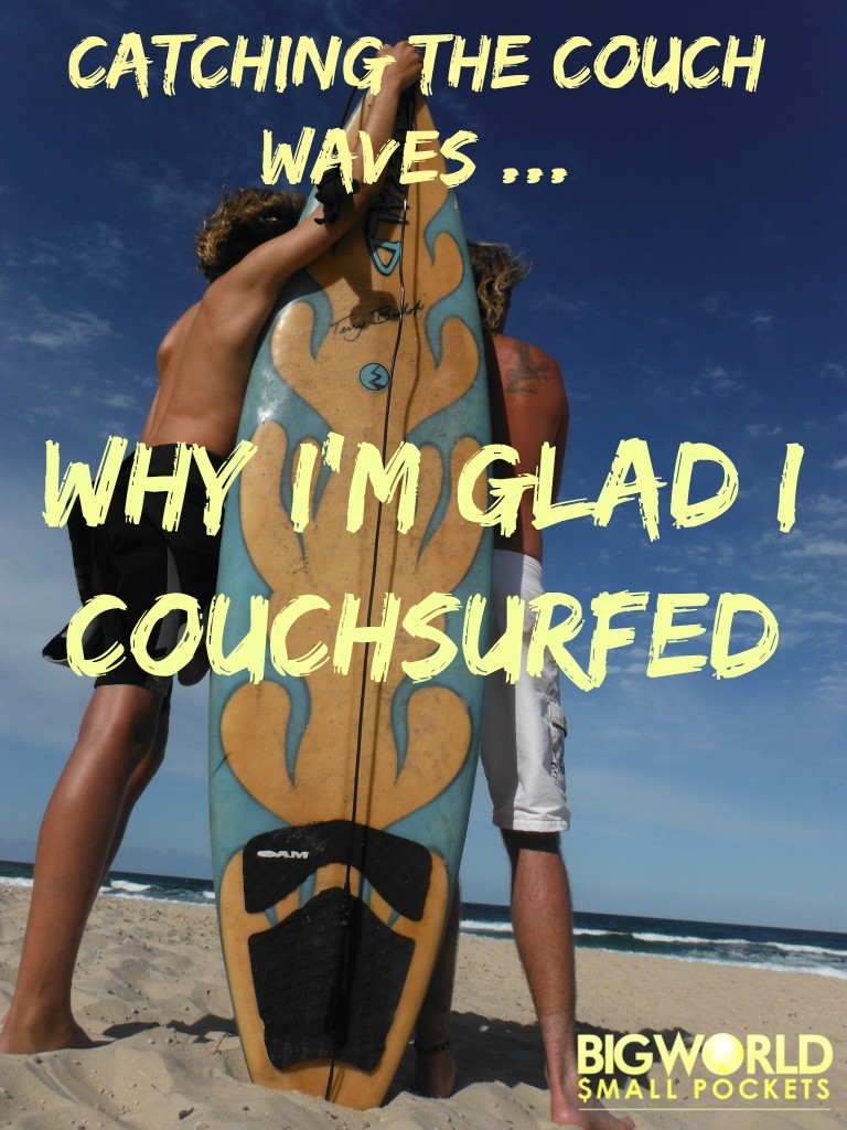 Why I'm Glad I Couchsurfed