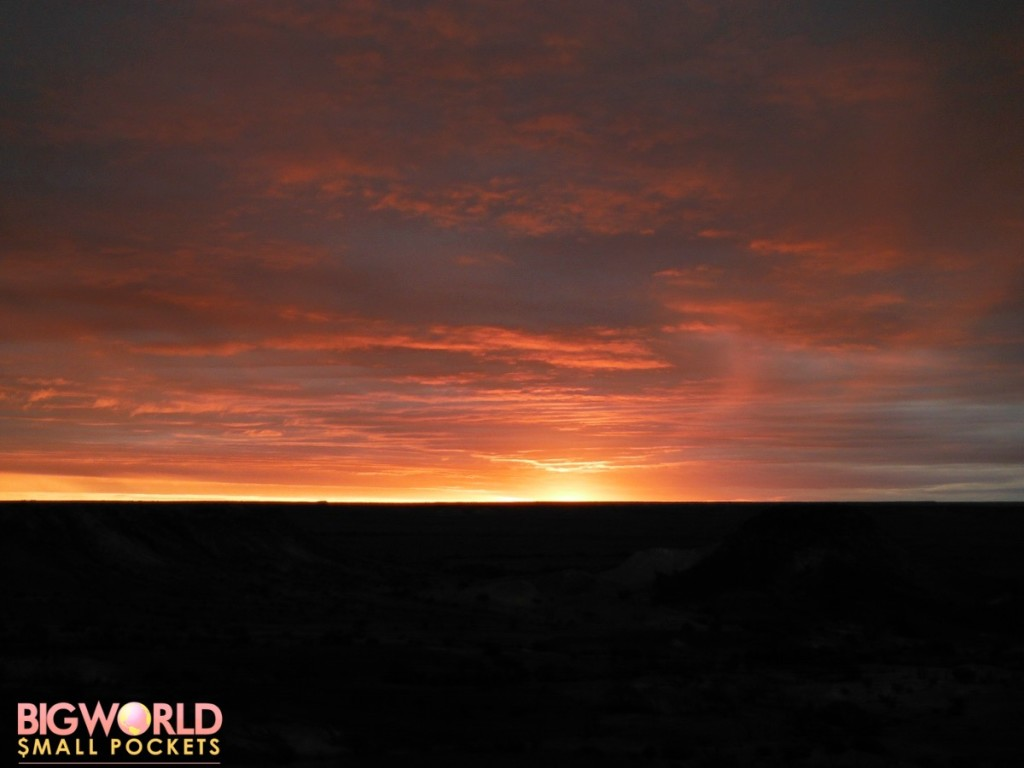 Coober Sunset