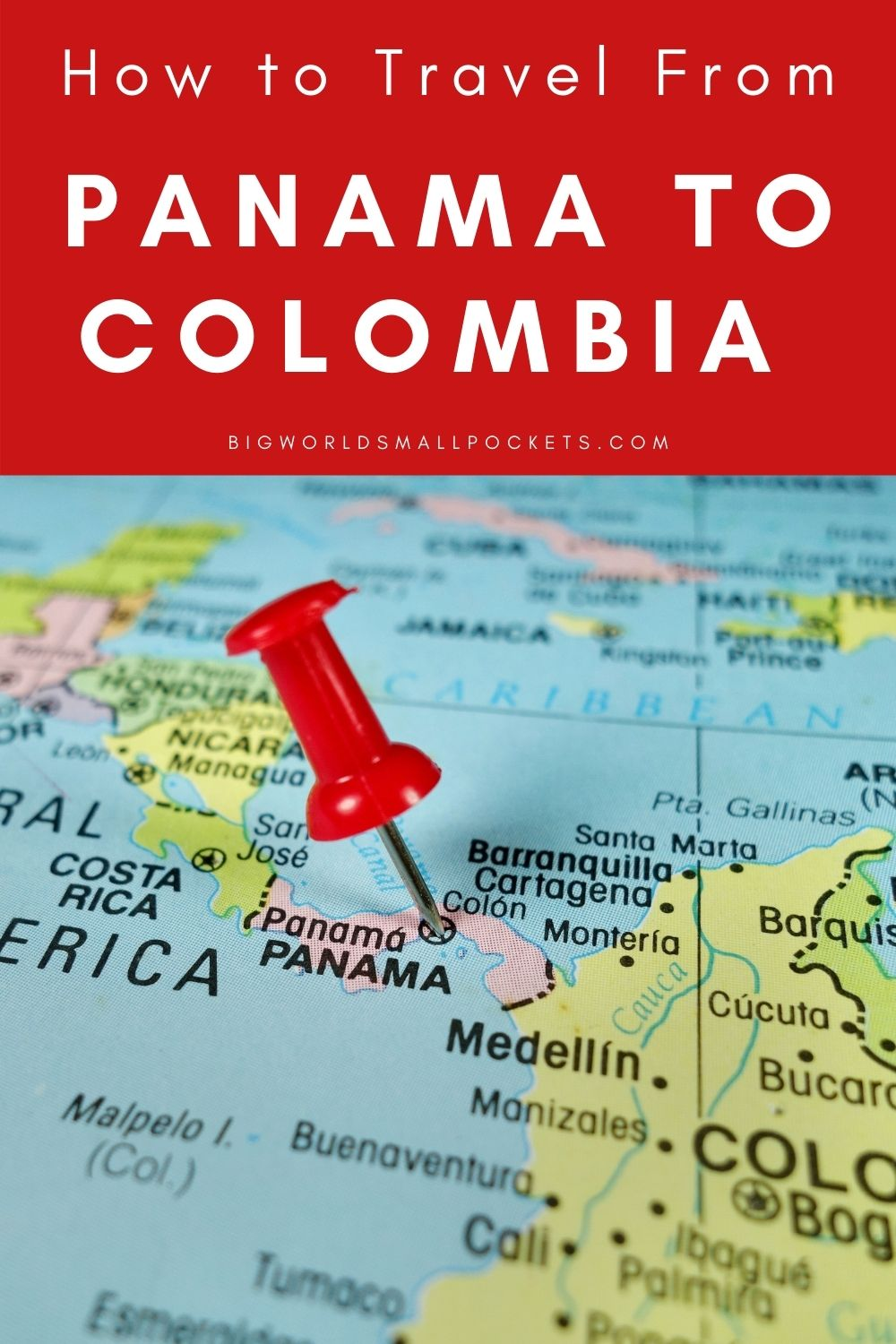 How to Cheaply Travel From Panama to Colombia