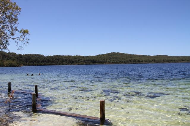 Australia, QLD, Noosa Sand