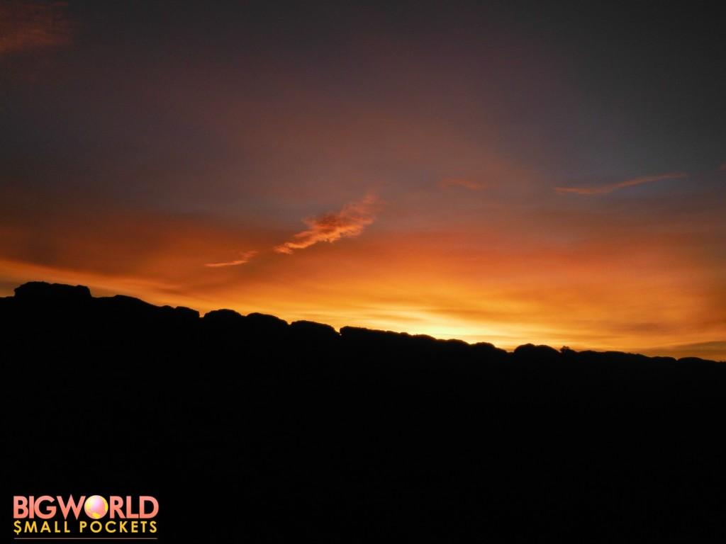 Dawn at Kings Canyon
