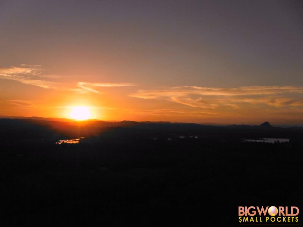 Hinterland Sunsets