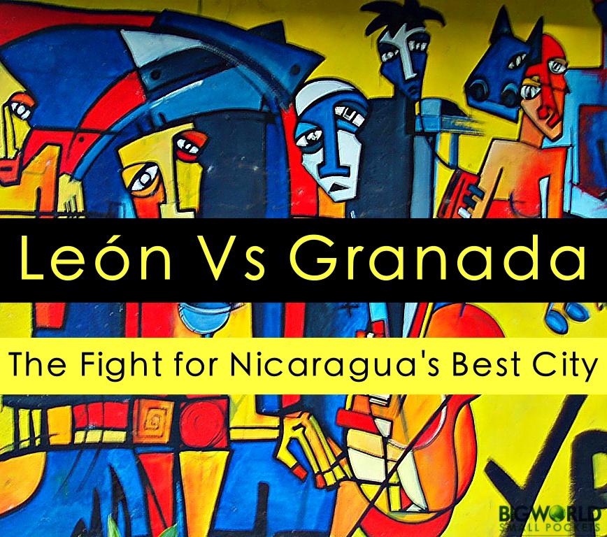 Leon Vs Granada