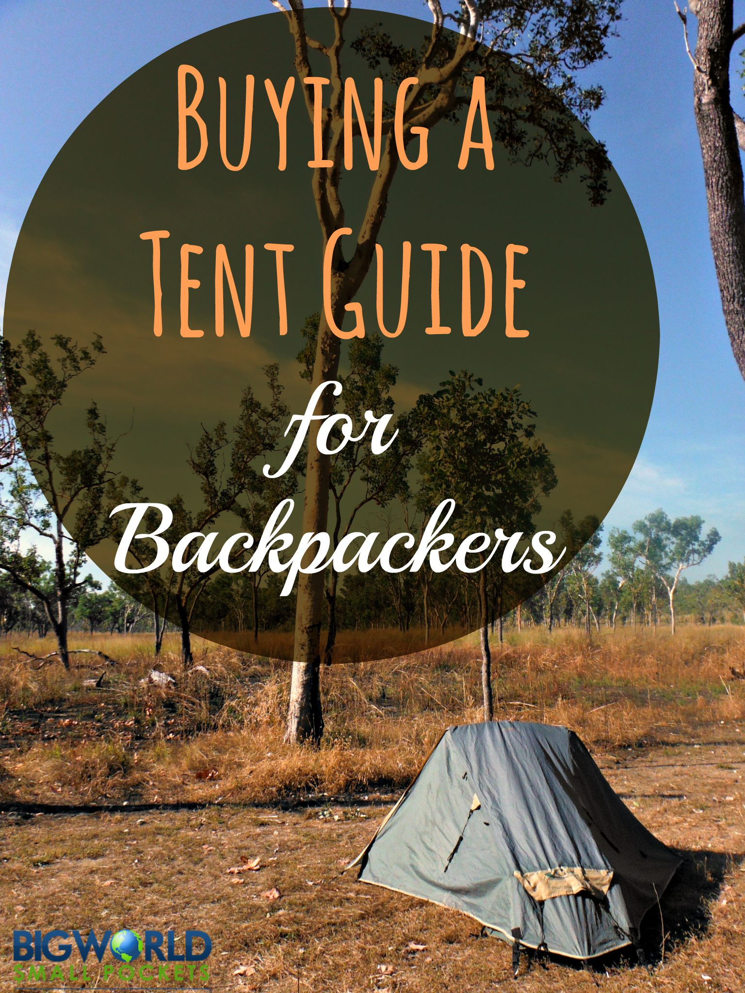 Buying a Tent Guide for Backpackers