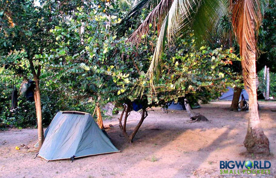 Solo Camping Colombia