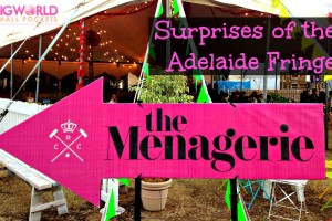 Surprises of the Adelaide Fringe
