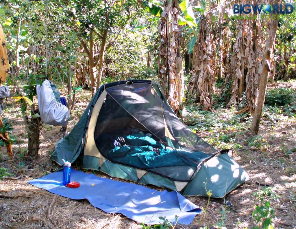 Tent Ometepe