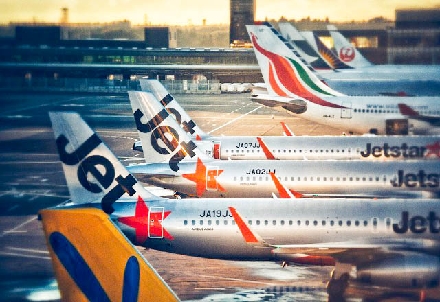 Australia, Qantas, Aircraft
