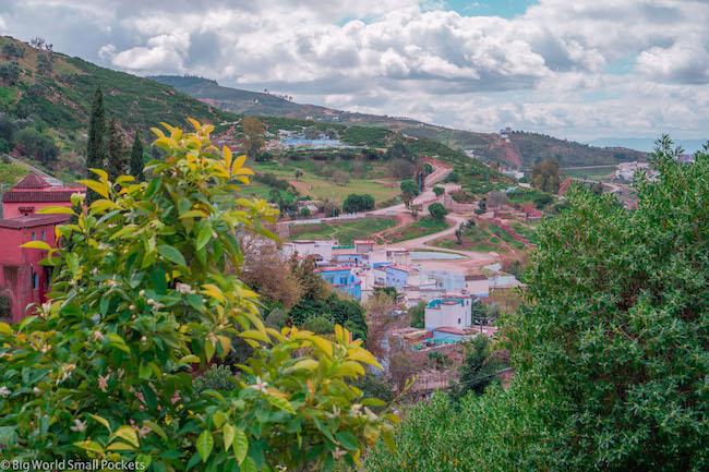 Morocco, Chefchaouen, Countryside
